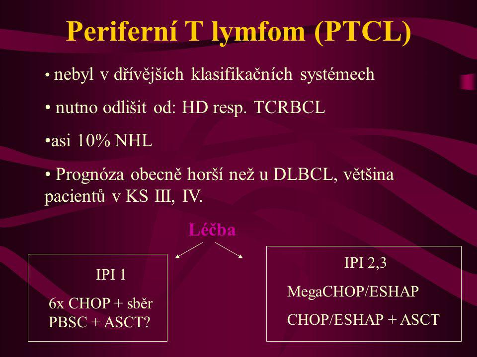 Periferní T lymfom (PTCL)