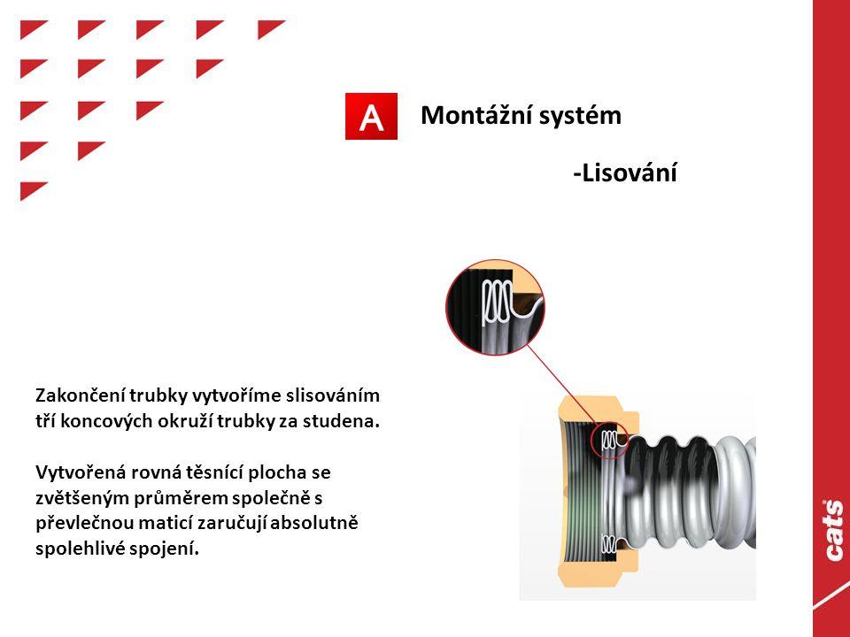 Montážní systém -Lisování