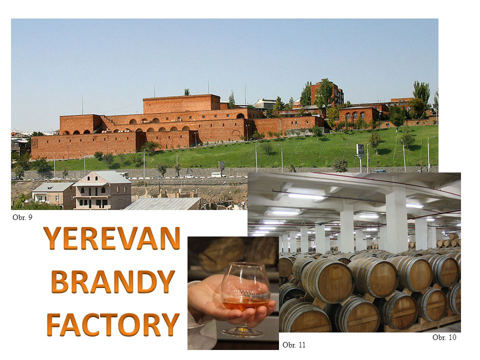 YEREVAN BRANDY FACTORY