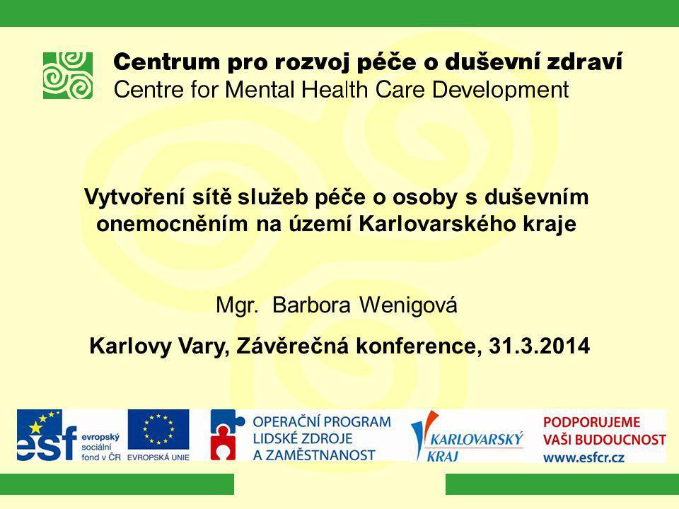 Karlovy Vary, Závěrečná konference, 31.3.2014