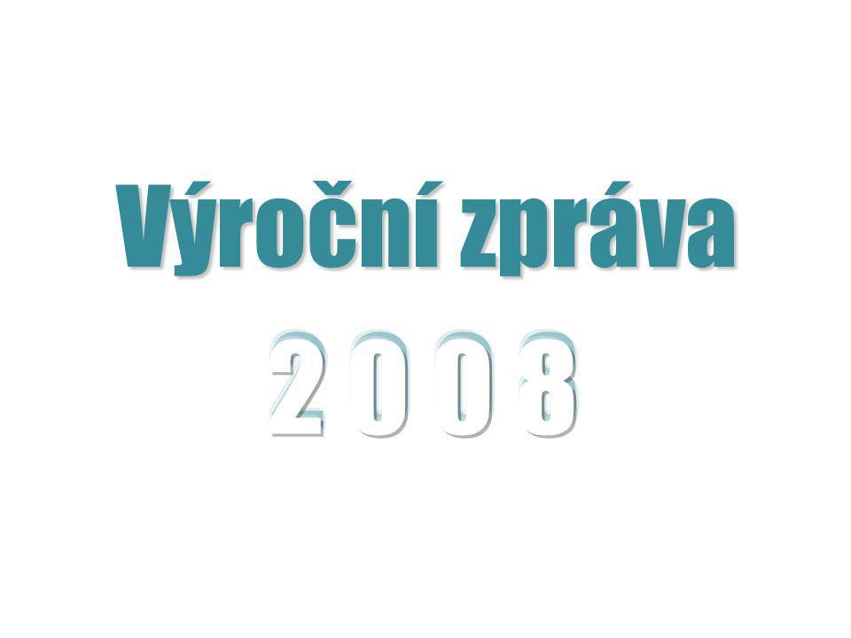 Výroční zpráva 2 0 0 8