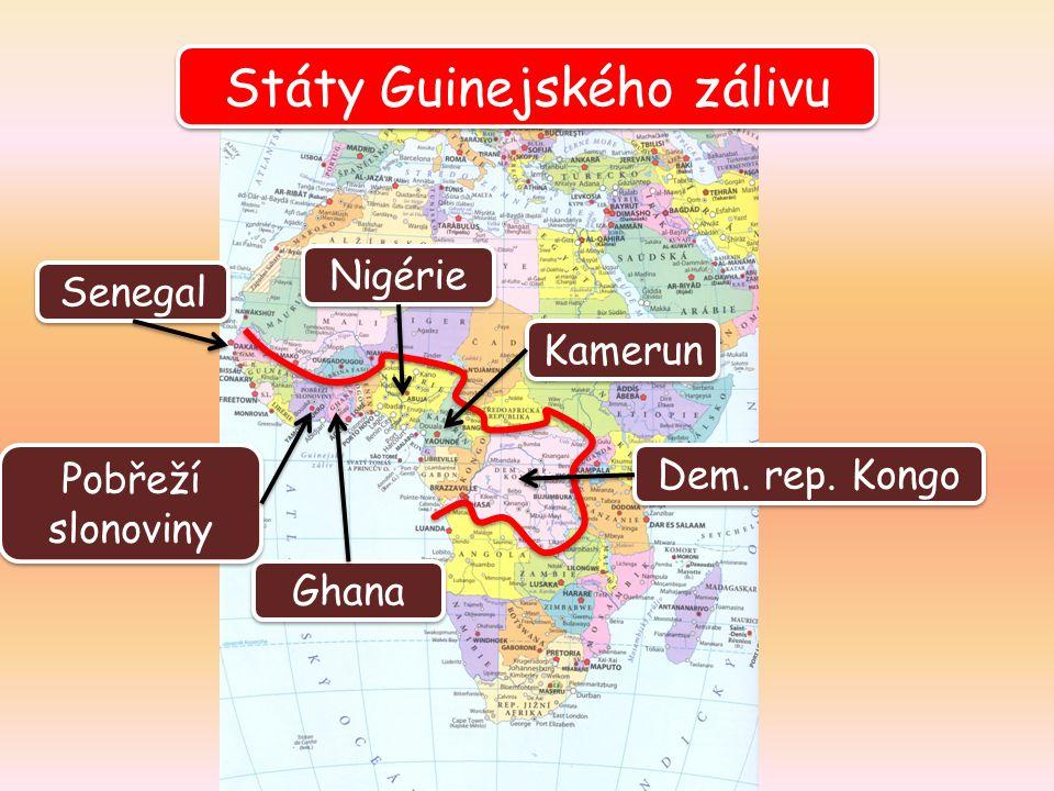 Státy Guinejského zálivu