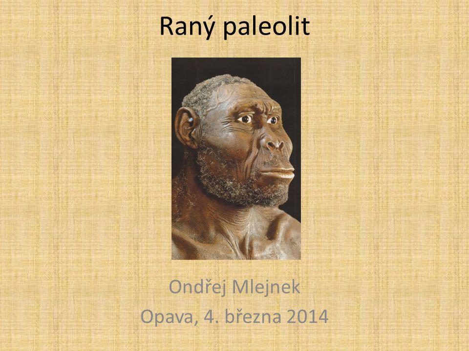 Ondřej Mlejnek Opava, 4. března 2014