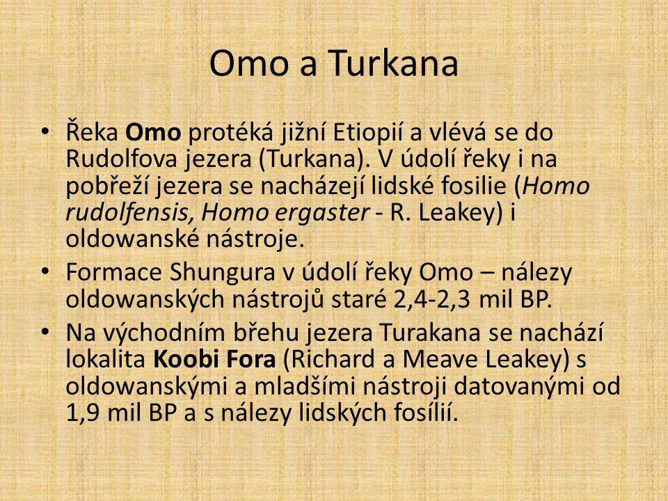 Omo a Turkana