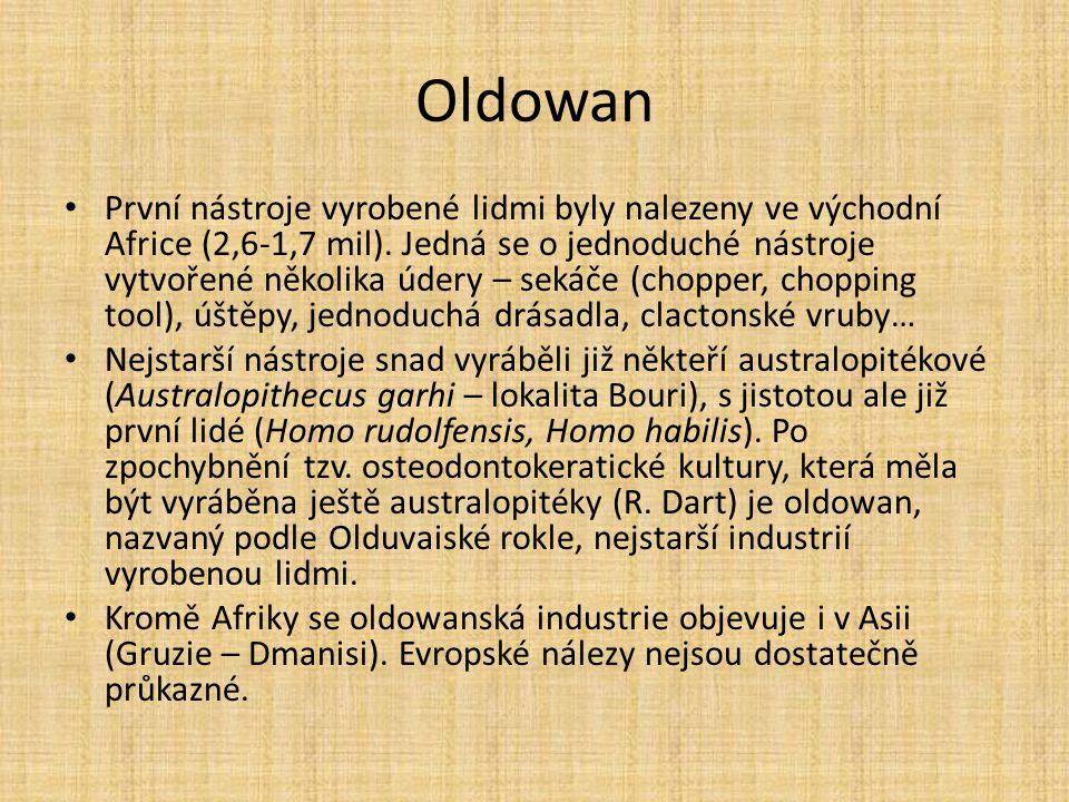 Oldowan