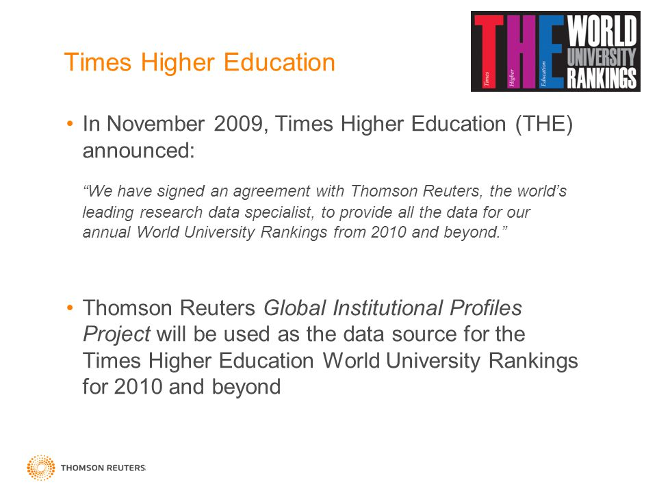 Times Higher Education