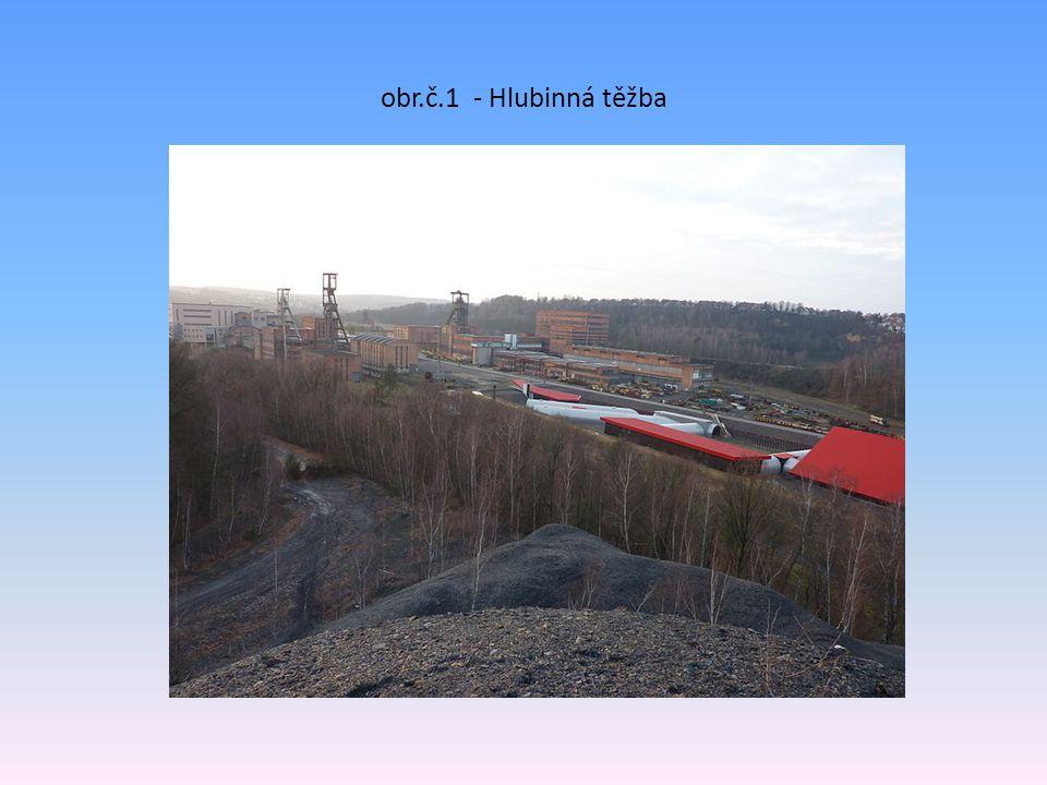 obr.č.1 - Hlubinná těžba