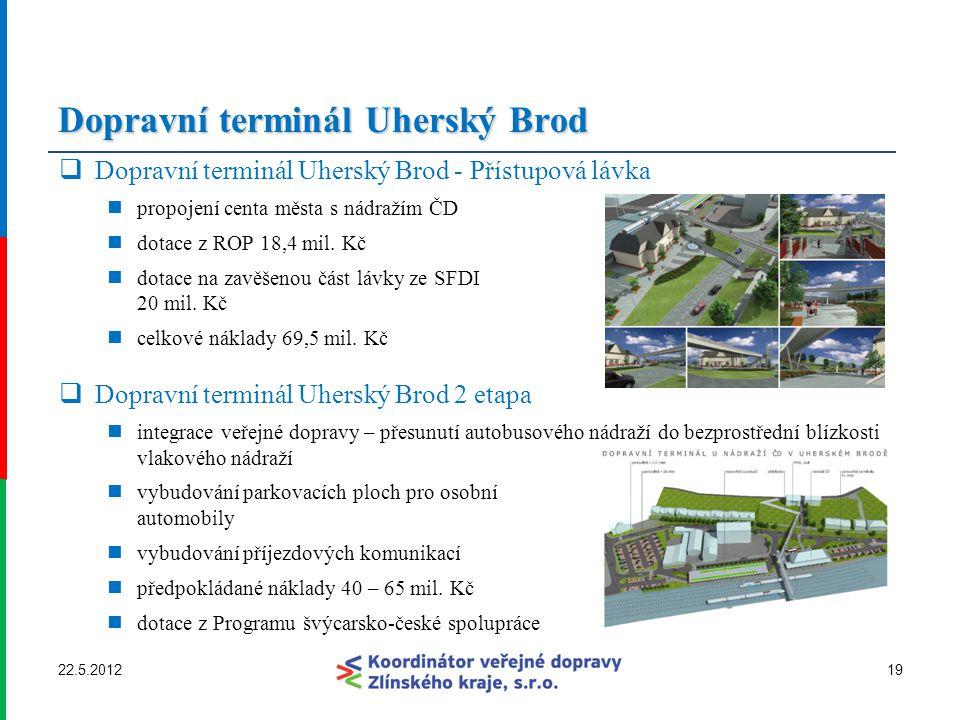 Dopravní terminál Uherský Brod
