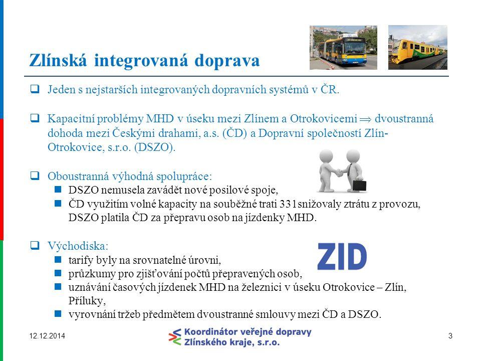 Zlínská integrovaná doprava