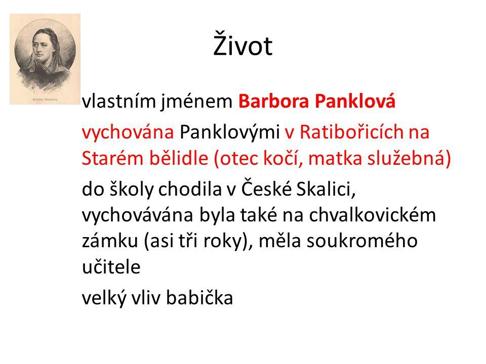 Život vlastním jménem Barbora Panklová