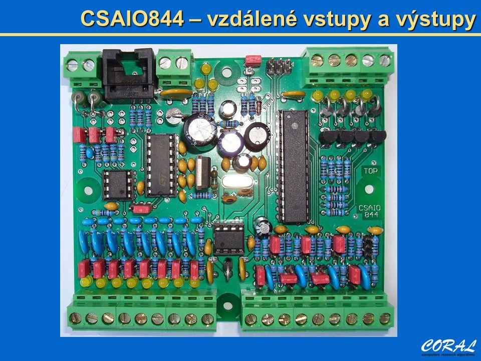 CSAIO844 – vzdálené vstupy a výstupy