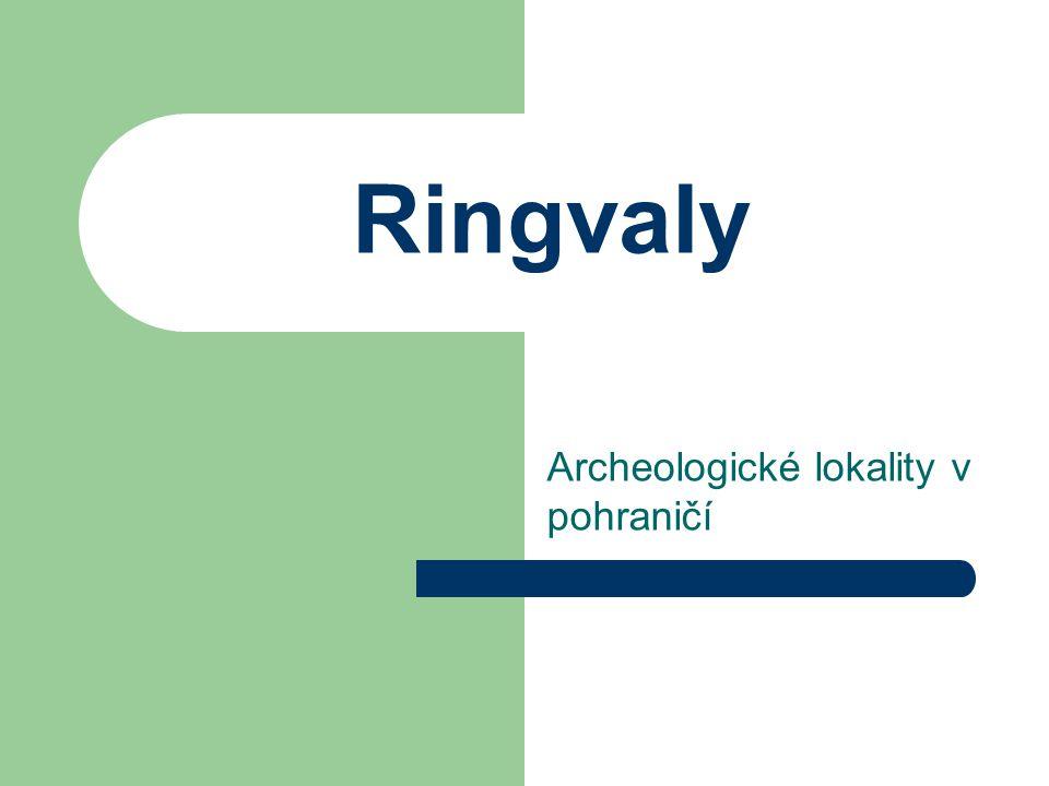 Archeologické lokality v pohraničí