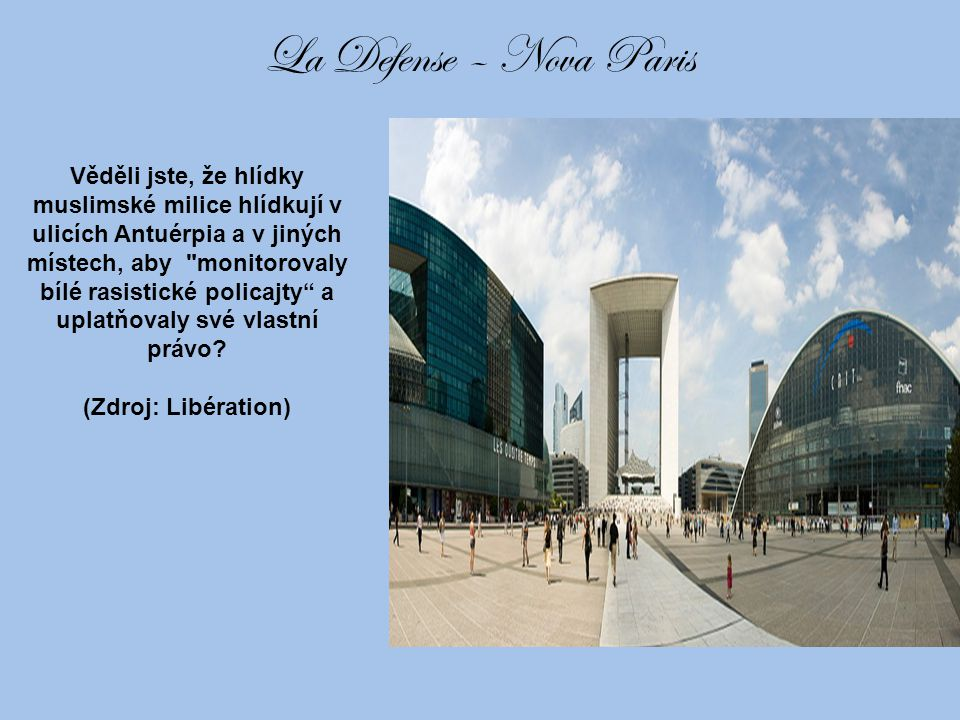 La Defense – Nova Paris