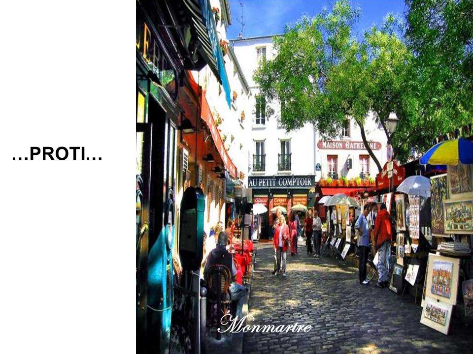 …PROTI… Monmartre