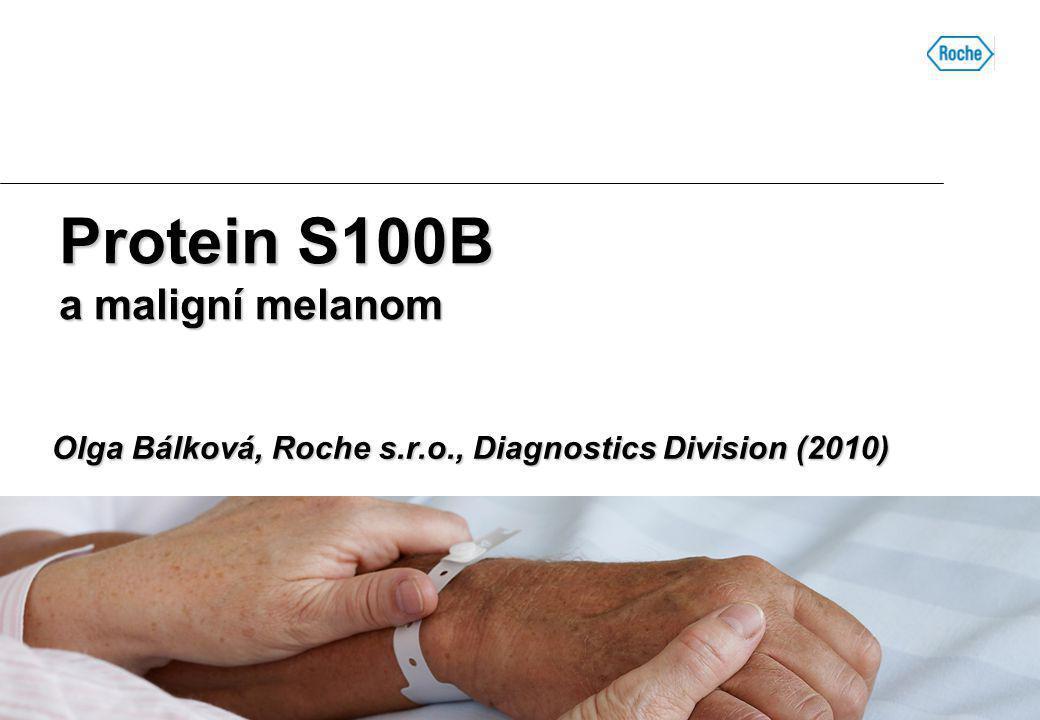 Protein S100B a maligní melanom