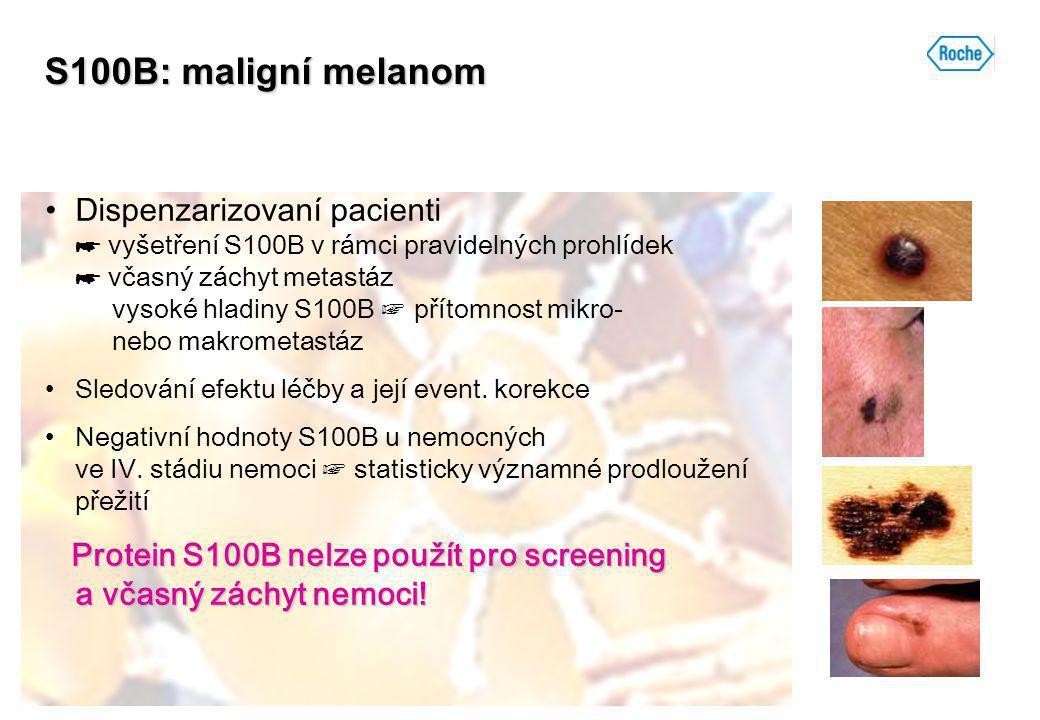 S100B: maligní melanom