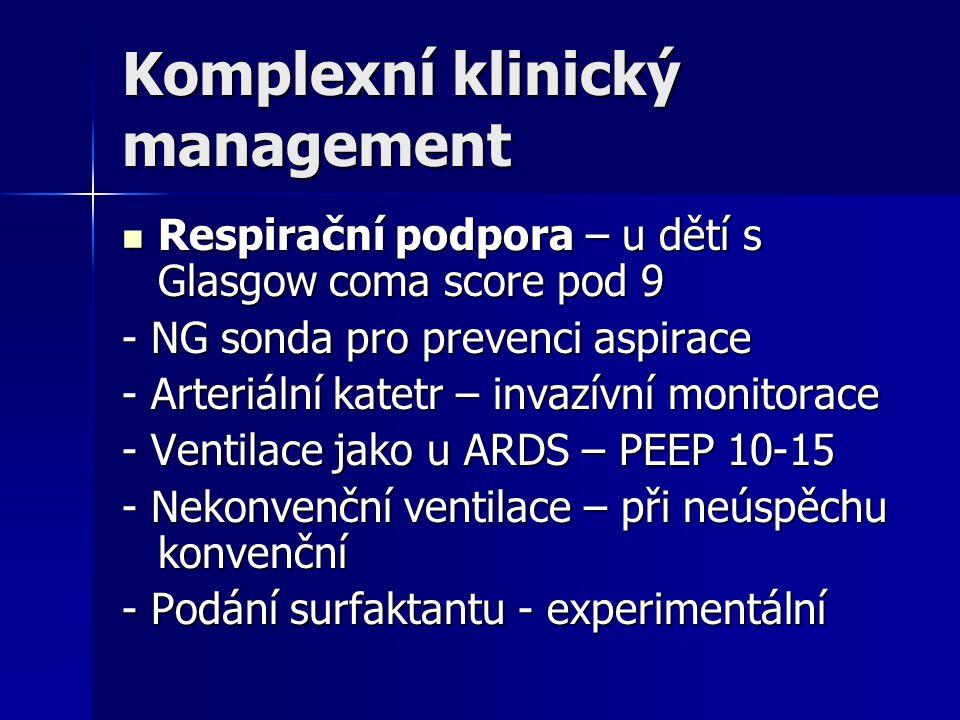 Komplexní klinický management