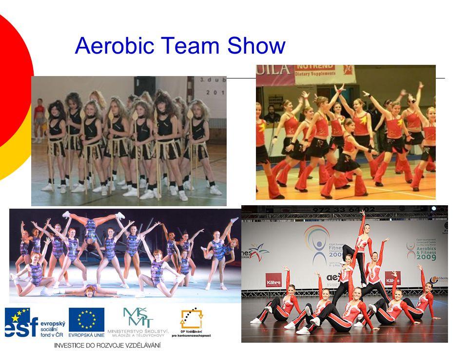 Aerobic Team Show