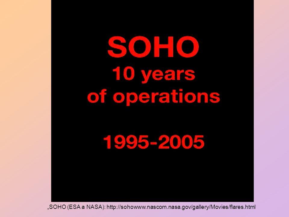 """""""SOHO (ESA a NASA): http://sohowww. nascom. nasa"""