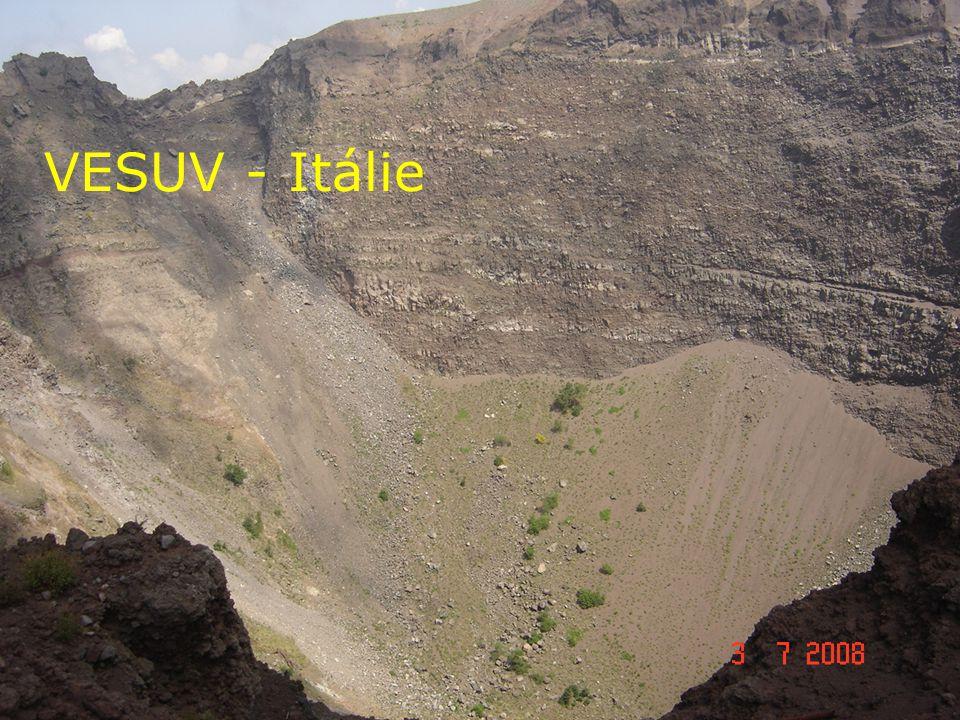 VESUV - Itálie