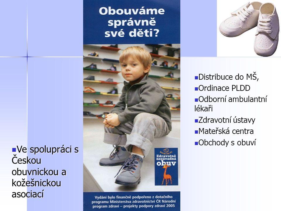 Ve spolupráci s Českou obuvnickou a kožešnickou asociací