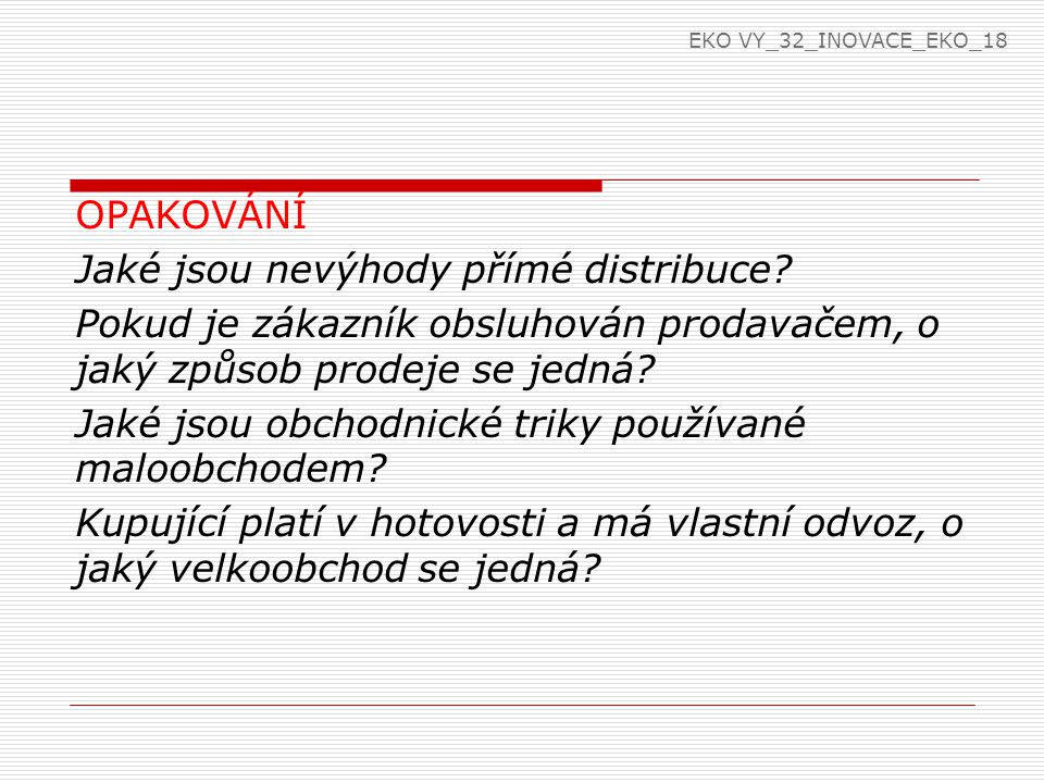 EKO VY_32_INOVACE_EKO_18
