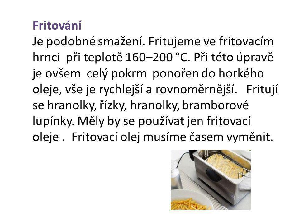 Fritování