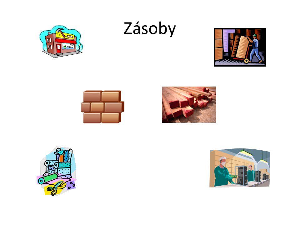 Zásoby