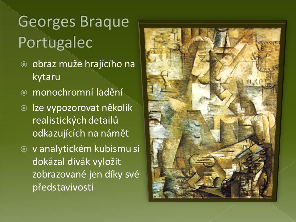 Georges Braque Portugalec