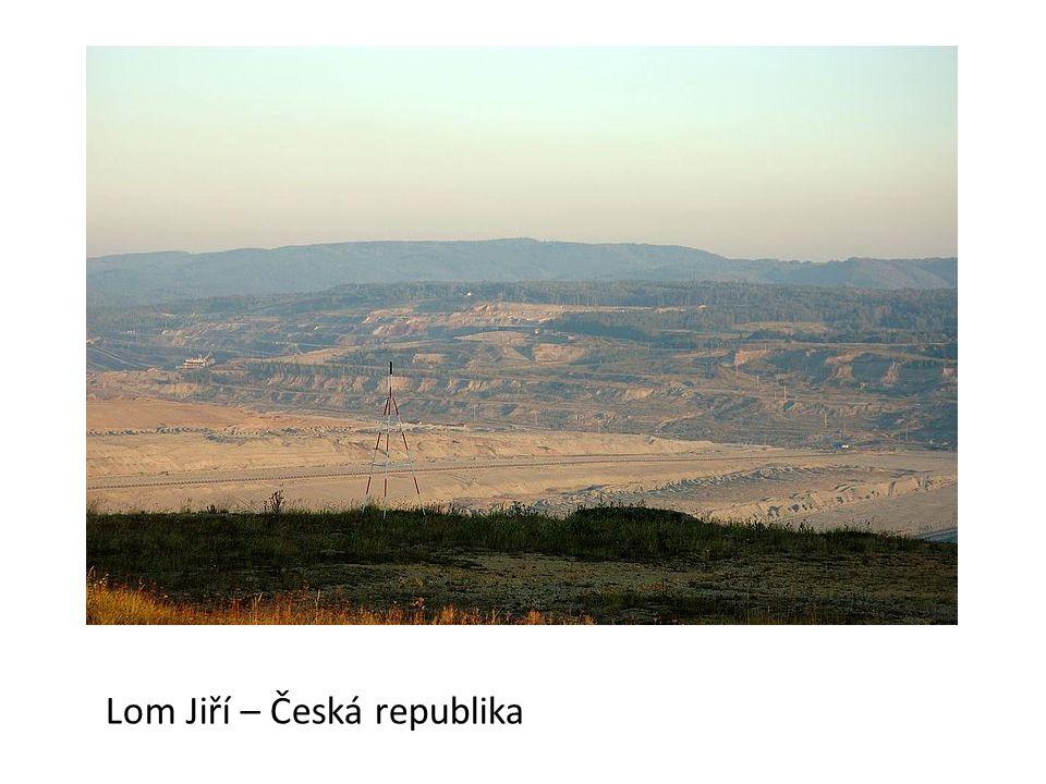 Lom Jiří – Česká republika