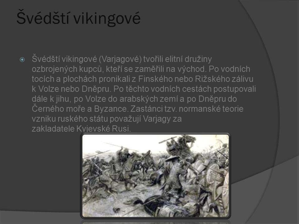 Švédští vikingové