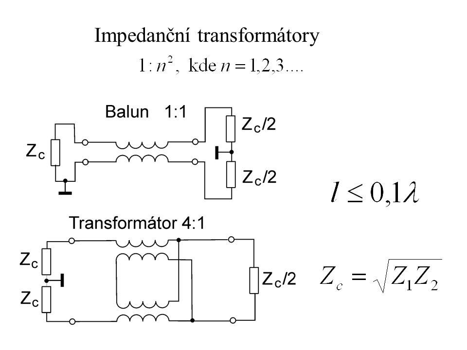 Impedanční transformátory