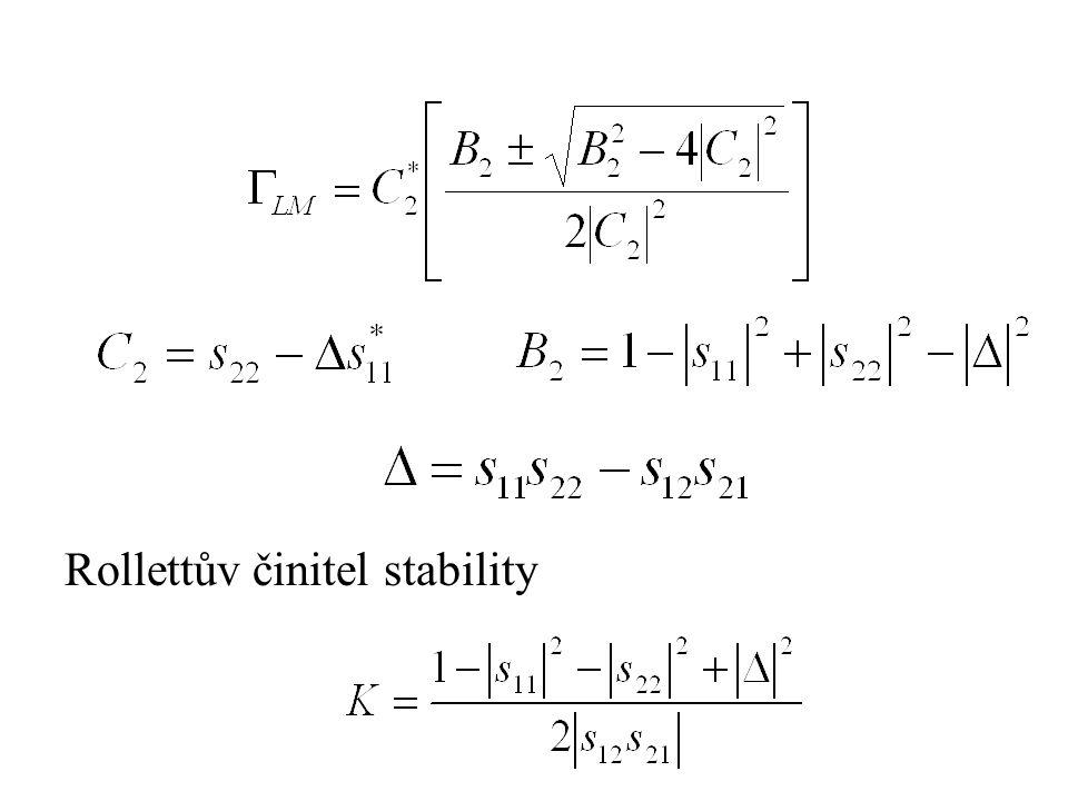 Rollettův činitel stability
