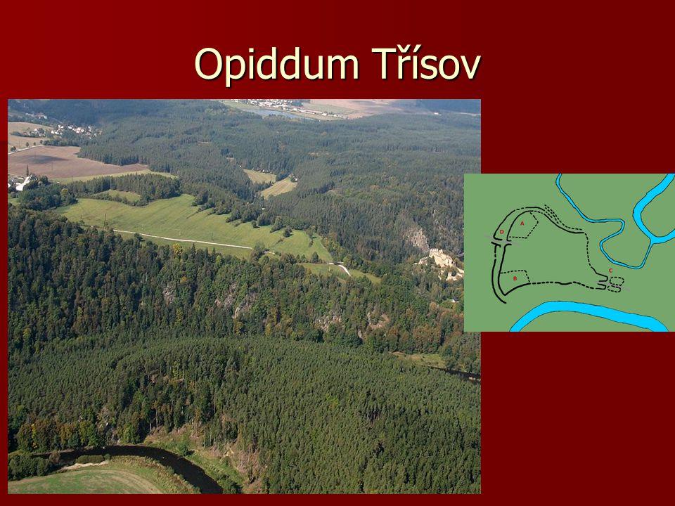 Opiddum Třísov