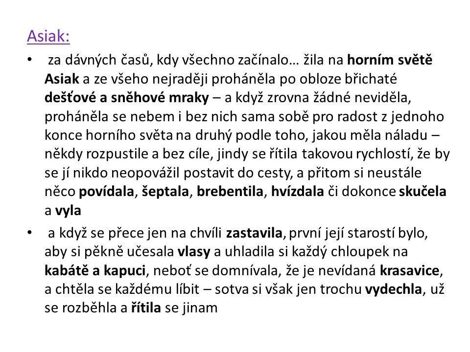 Asiak: