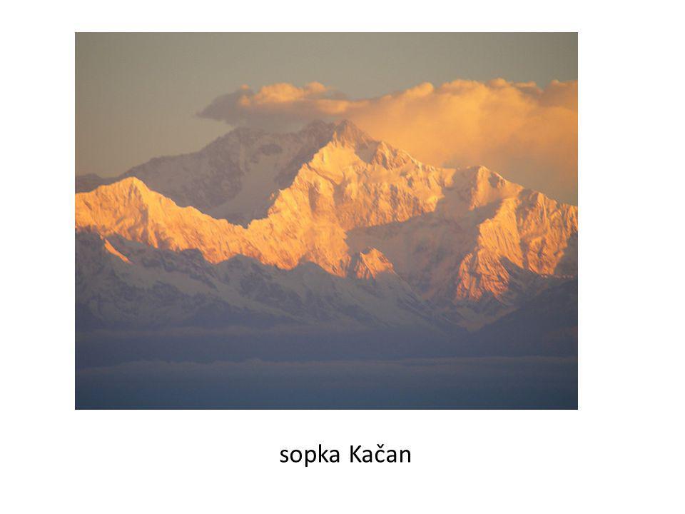 sopka Kačan