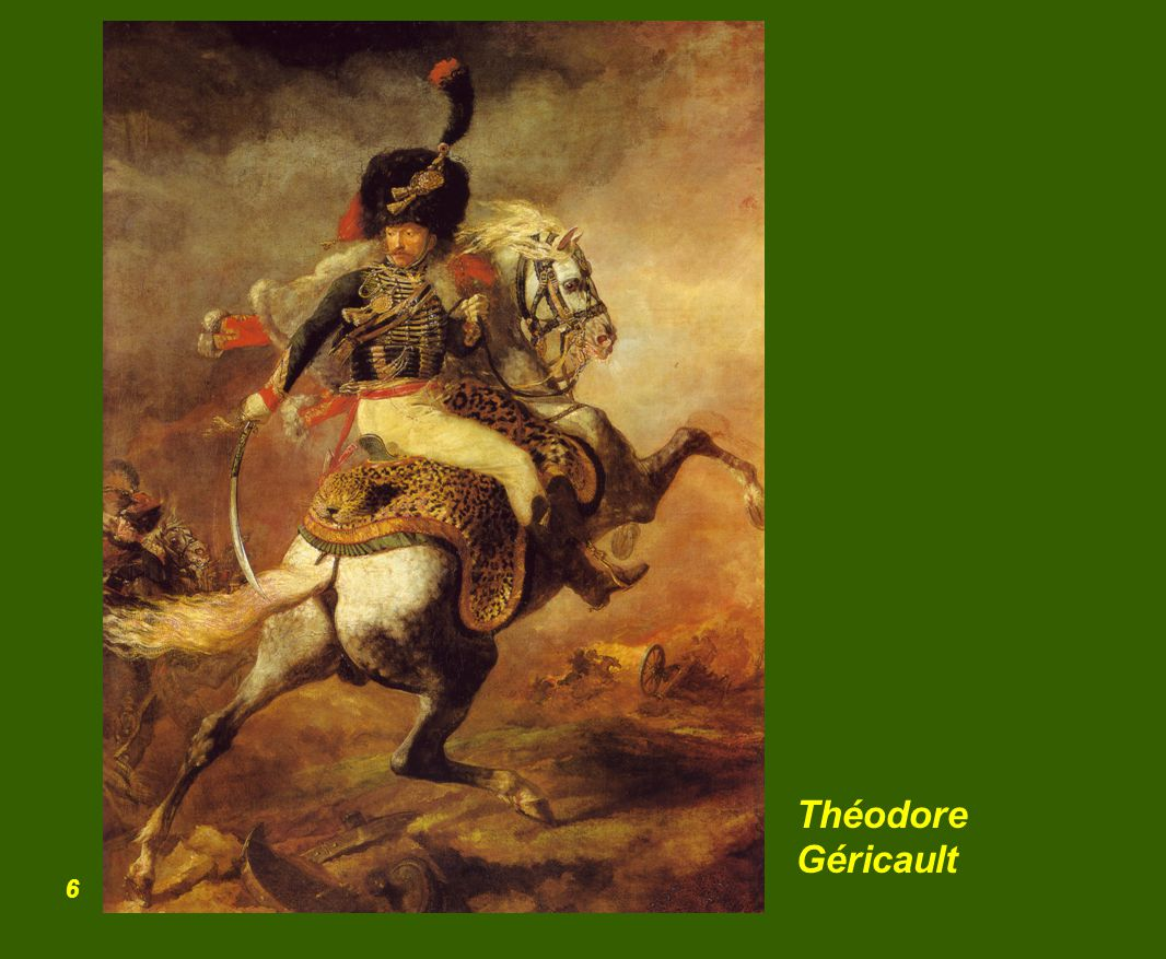 Théodore Géricault 6