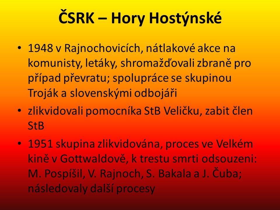 ČSRK – Hory Hostýnské
