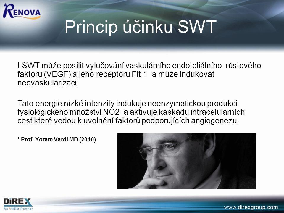 Princip účinku SWT