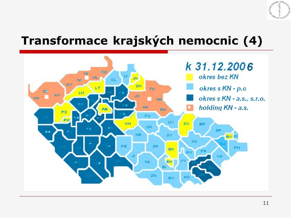 Transformace krajských nemocnic (4)