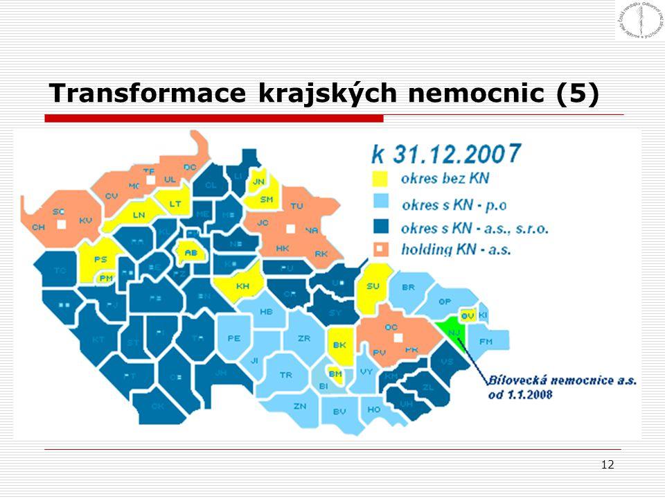 Transformace krajských nemocnic (5)