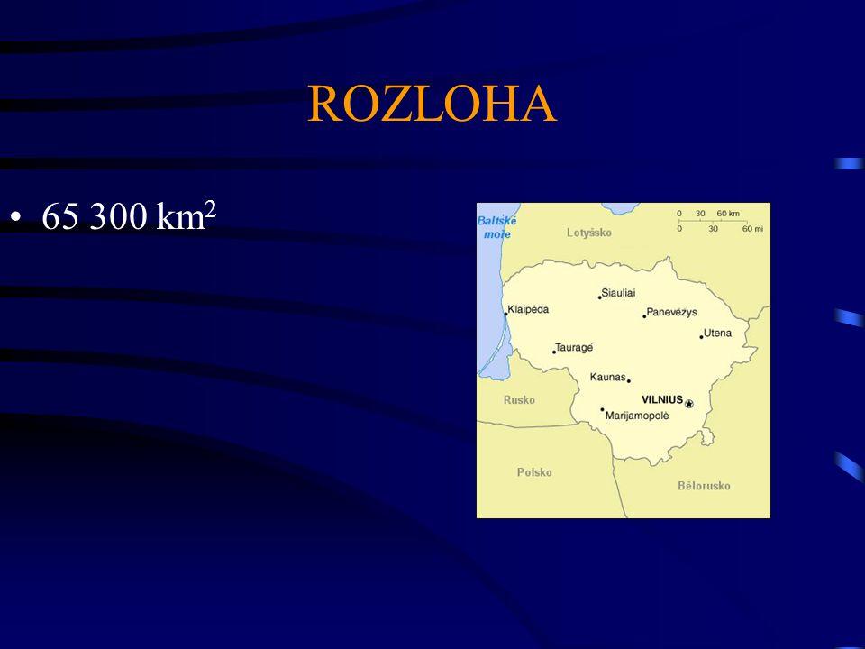 ROZLOHA 65 300 km2