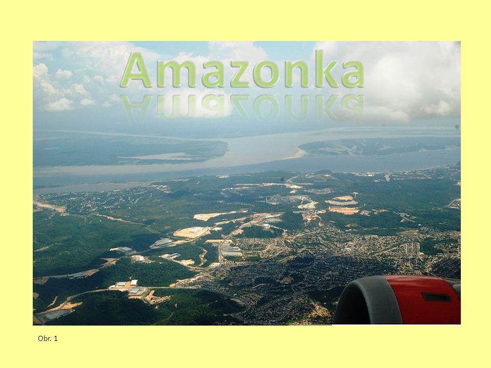 Amazonka Obr. 1