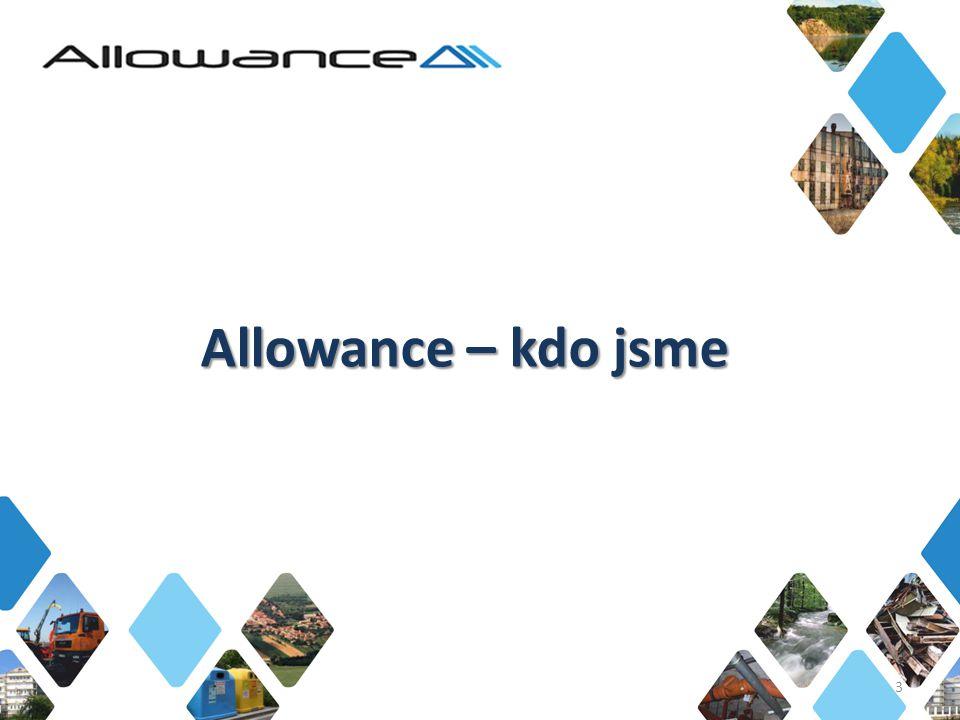 Allowance – kdo jsme