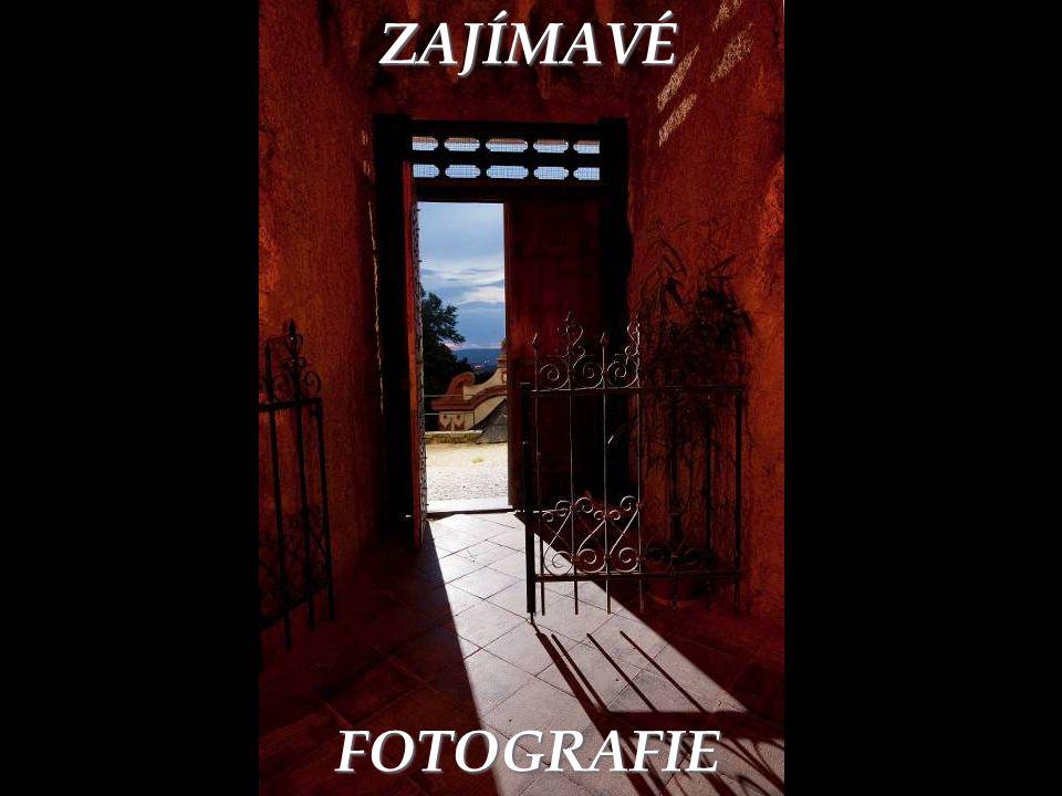 ZAJÍMAVÉ FOTOGRAFIE