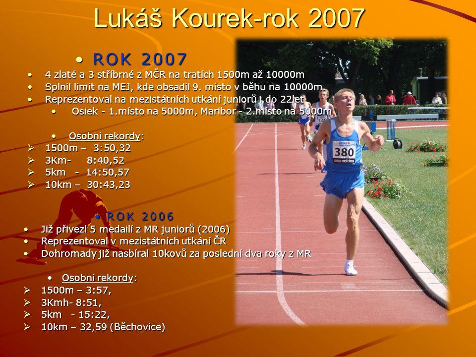 Lukáš Kourek-rok 2007 ROK 2007 ROK 2006