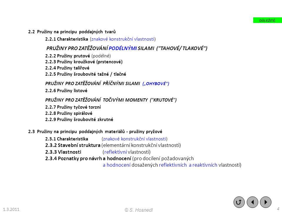   2.3.3 Vlastnosti (reflektivní vlastnosti)