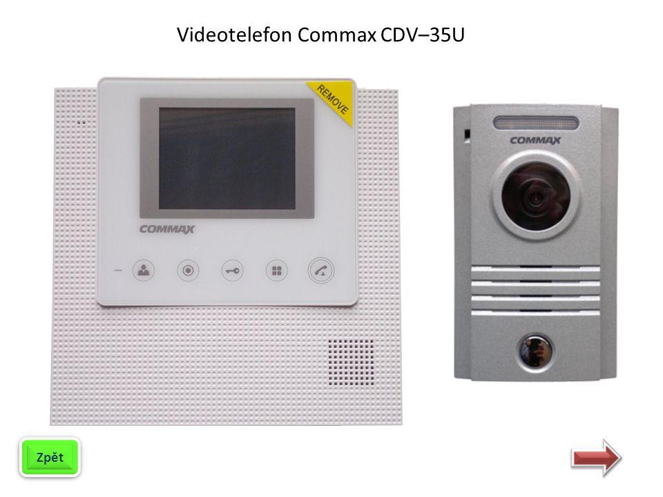 Videotelefon Commax CDV–35U