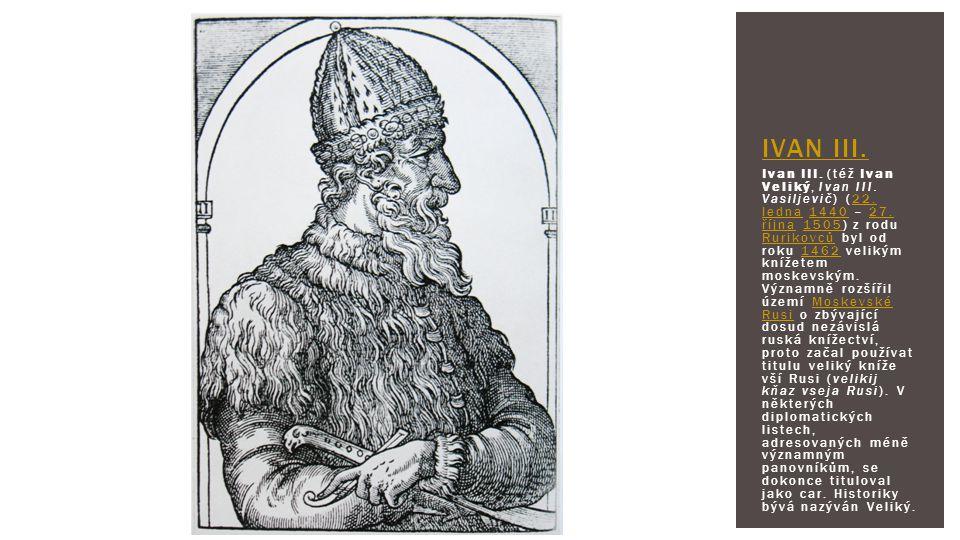 Ivan III.