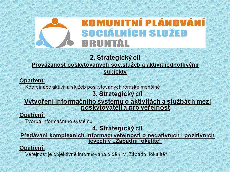 2. Strategický cíl Provázanost poskytovaných soc